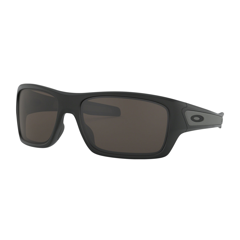 Oakley Turbine Glasses - Matte Black/Warm Grey