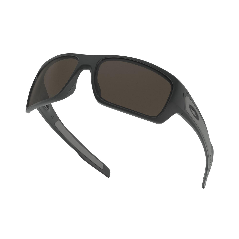 Oakley Turbine Occhiali - Matte Black/Warm Grey