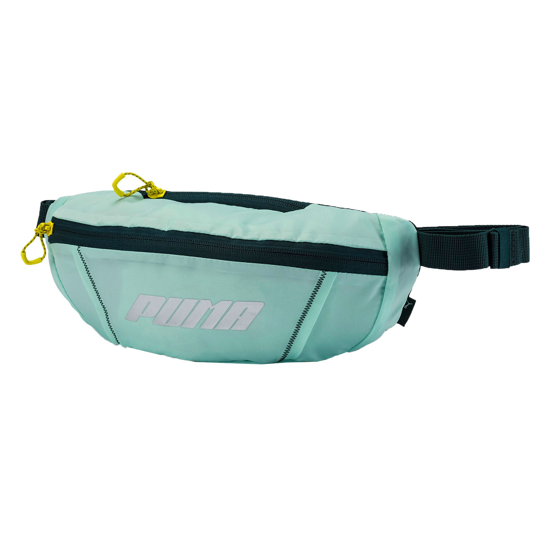 Puma Waist Bag Womens - Green