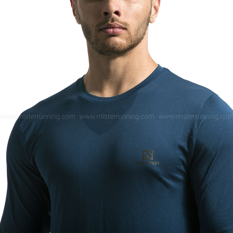 Salomon Sense Shirt - Poseidon