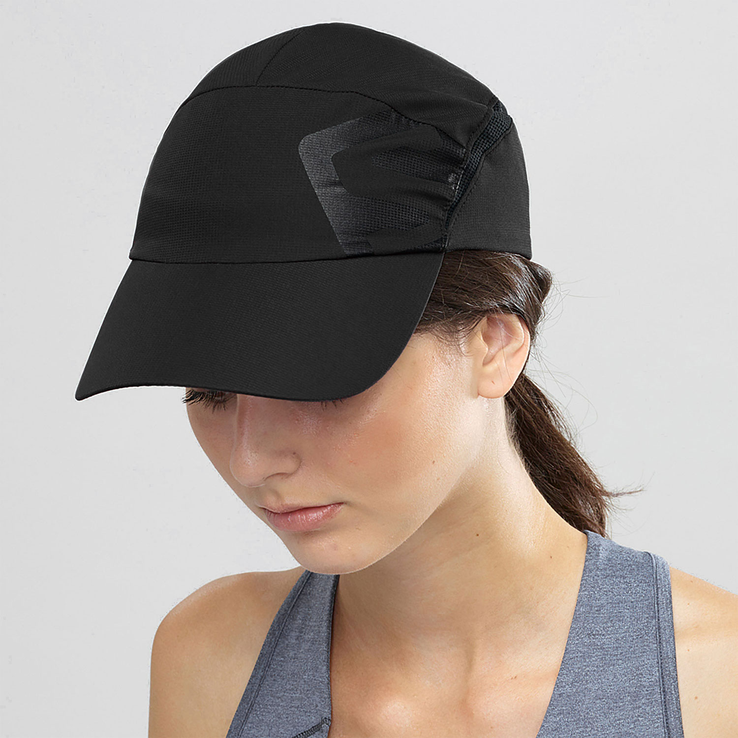 Salomon XA Cap - Black/Shiny Black