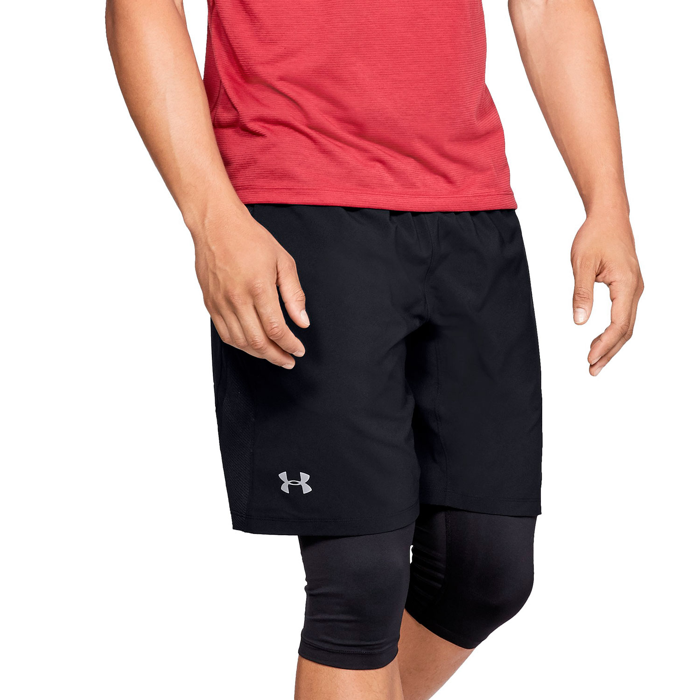 59e6ce81 Under Armour Launch SW Men's Running Shorts - Black