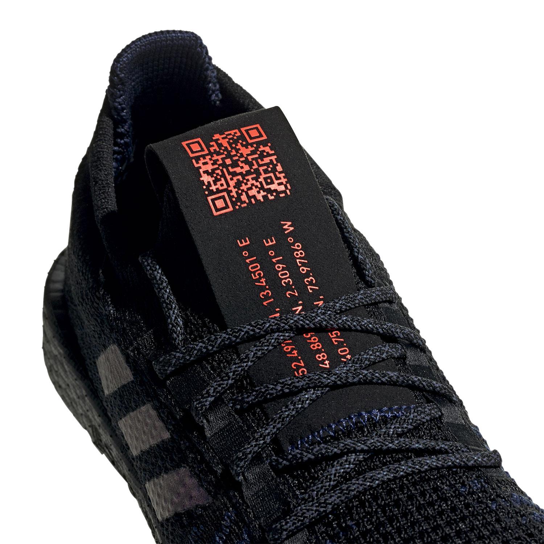 Adidas Pulseboost HD - Core Black/Boost Blue Violet Met./Dash Grey