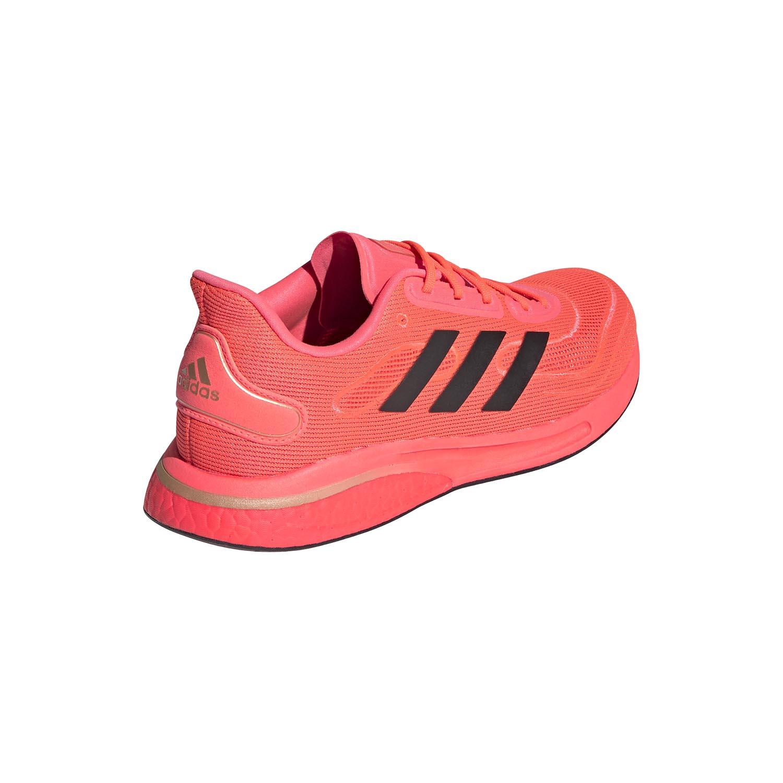 Adidas Supernova - Signal Pink/Core Black/Copper Met