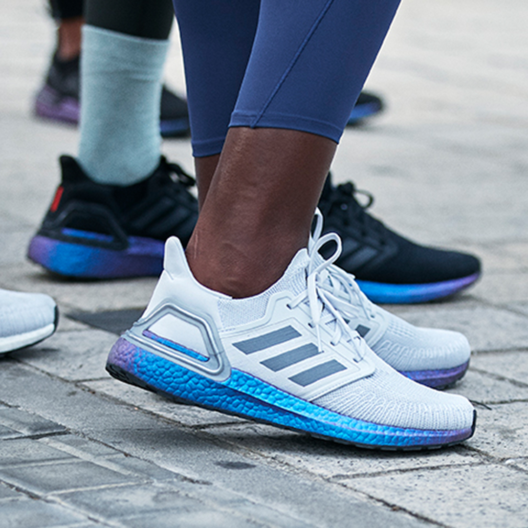 Adidas Ultraboost 20 Scarpe da Running Donna Dash Grey