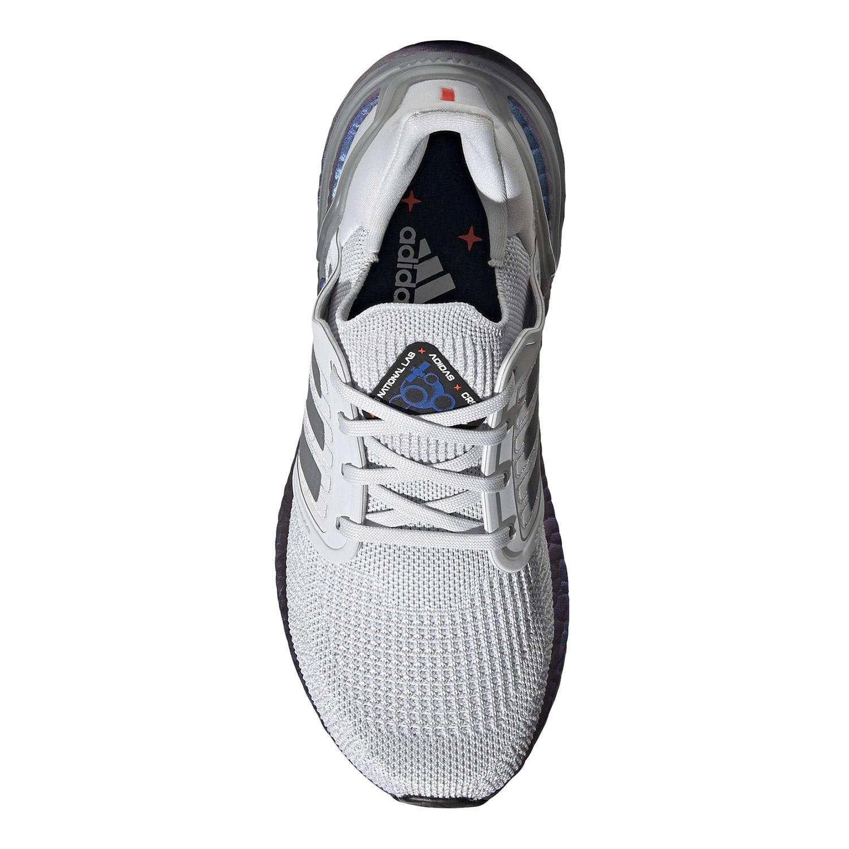 Adidas Ultraboost 20 ISS National Lab Edition - Dash Grey/Grey Three F17/Boost/Blue Violet Met.