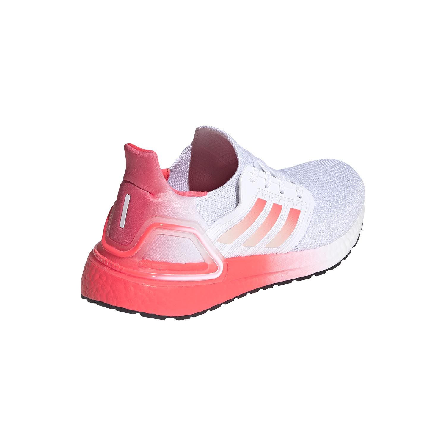 Adidas Ultraboost 20 - Ftwr White/Signal Pink