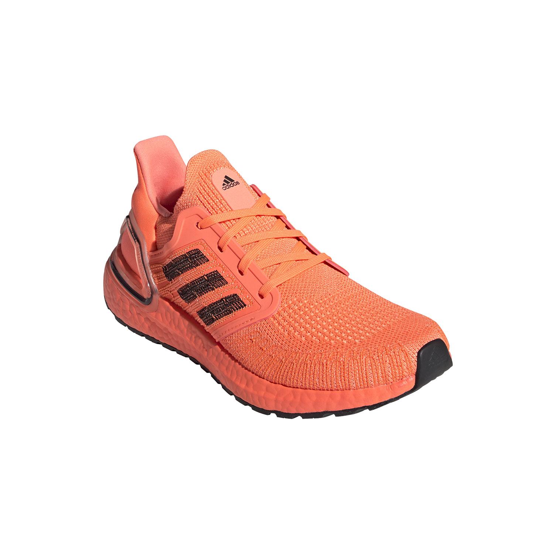 Adidas Ultraboost 20 - Signal Coral/Core Black/Ftwr White