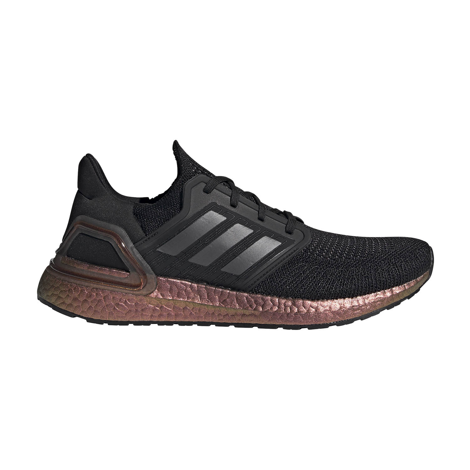 Adidas Ultraboost 20 - Core Black/Grey Five/Signal Pink