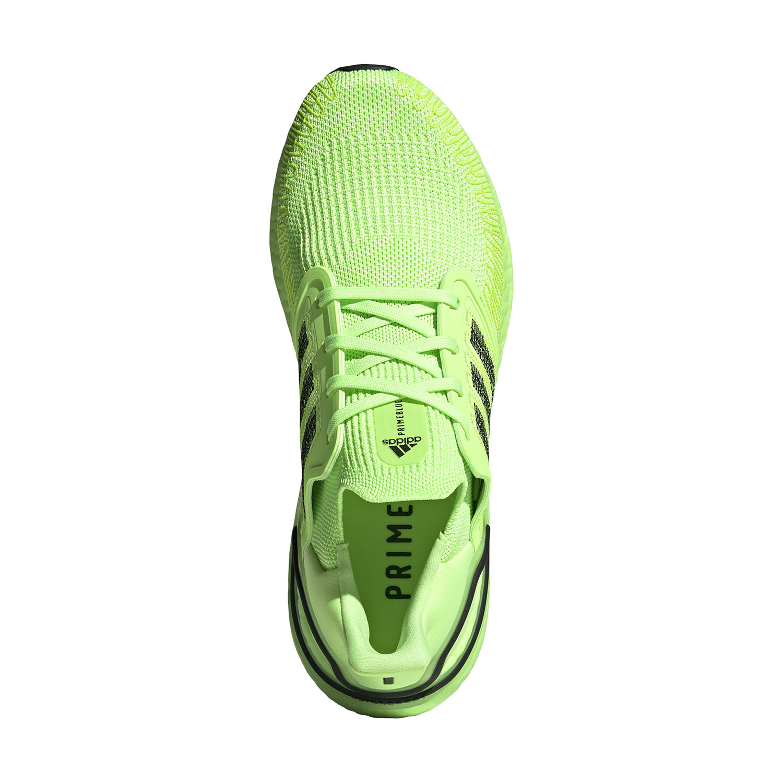 Adidas Ultraboost 20 - Signal Green/Core Black/Signal Green