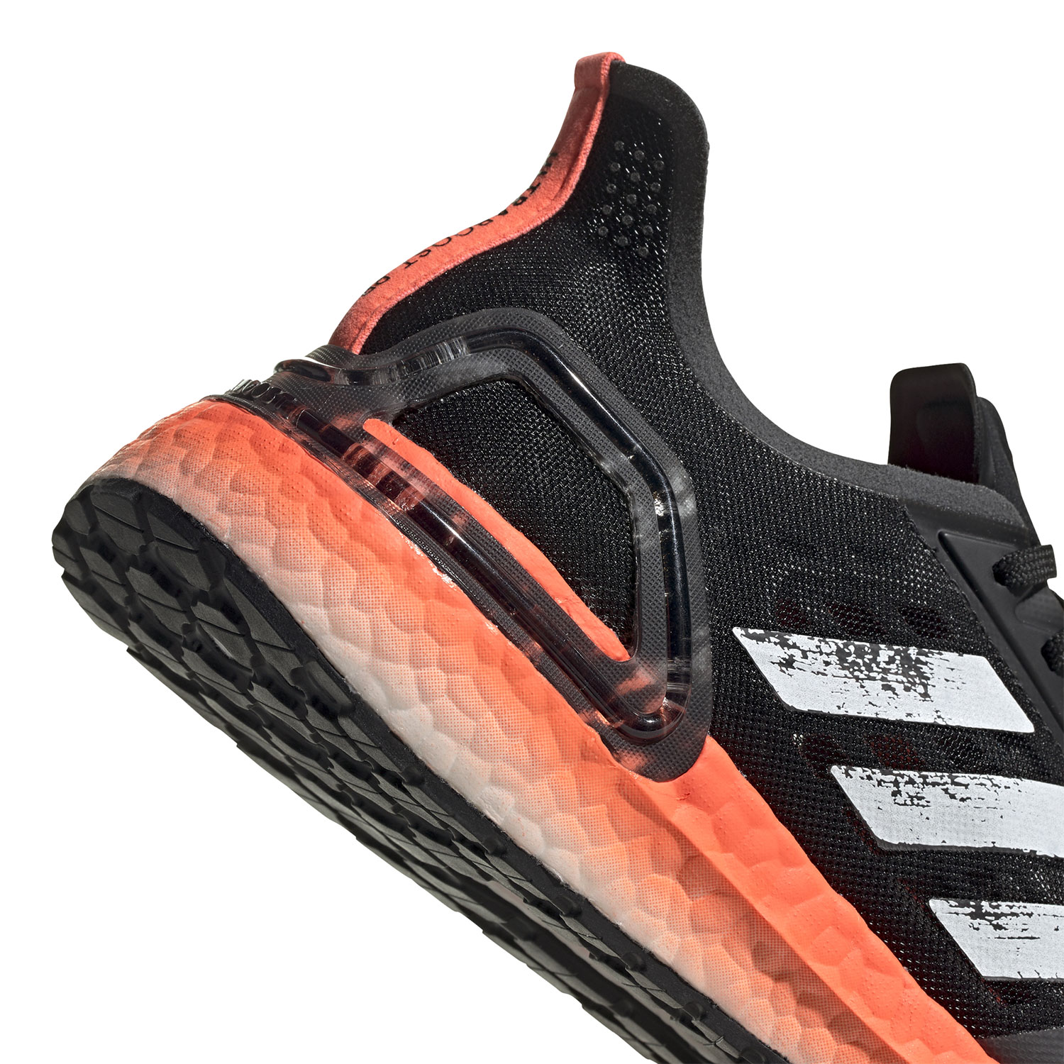 Adidas Ultraboost PB - Core Black/Ftwr White/Signal Coral