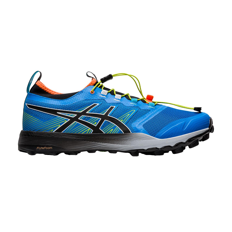 Asics FujiTrabuco Pro Men's Trail Shoes Directoire Blue