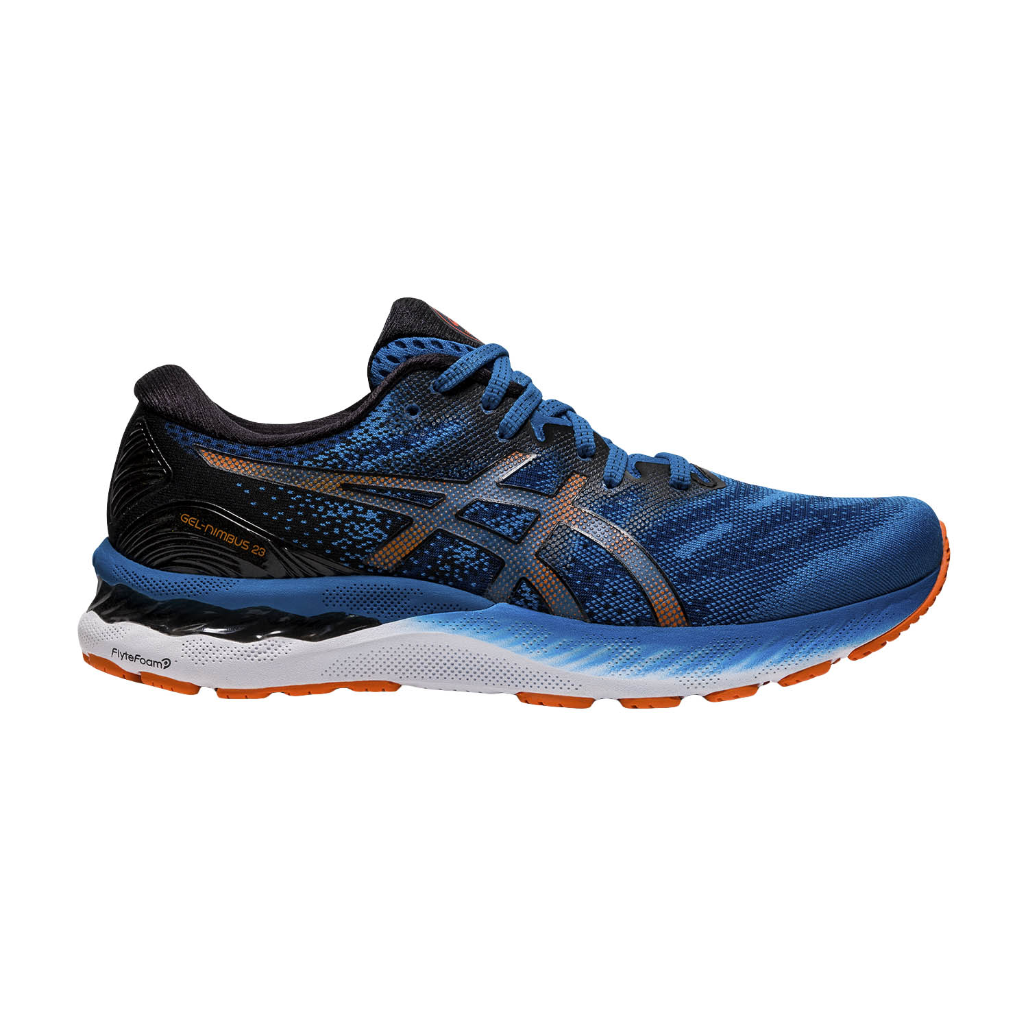 Asics Gel Nimbus 23 - Reborn Blue/Black