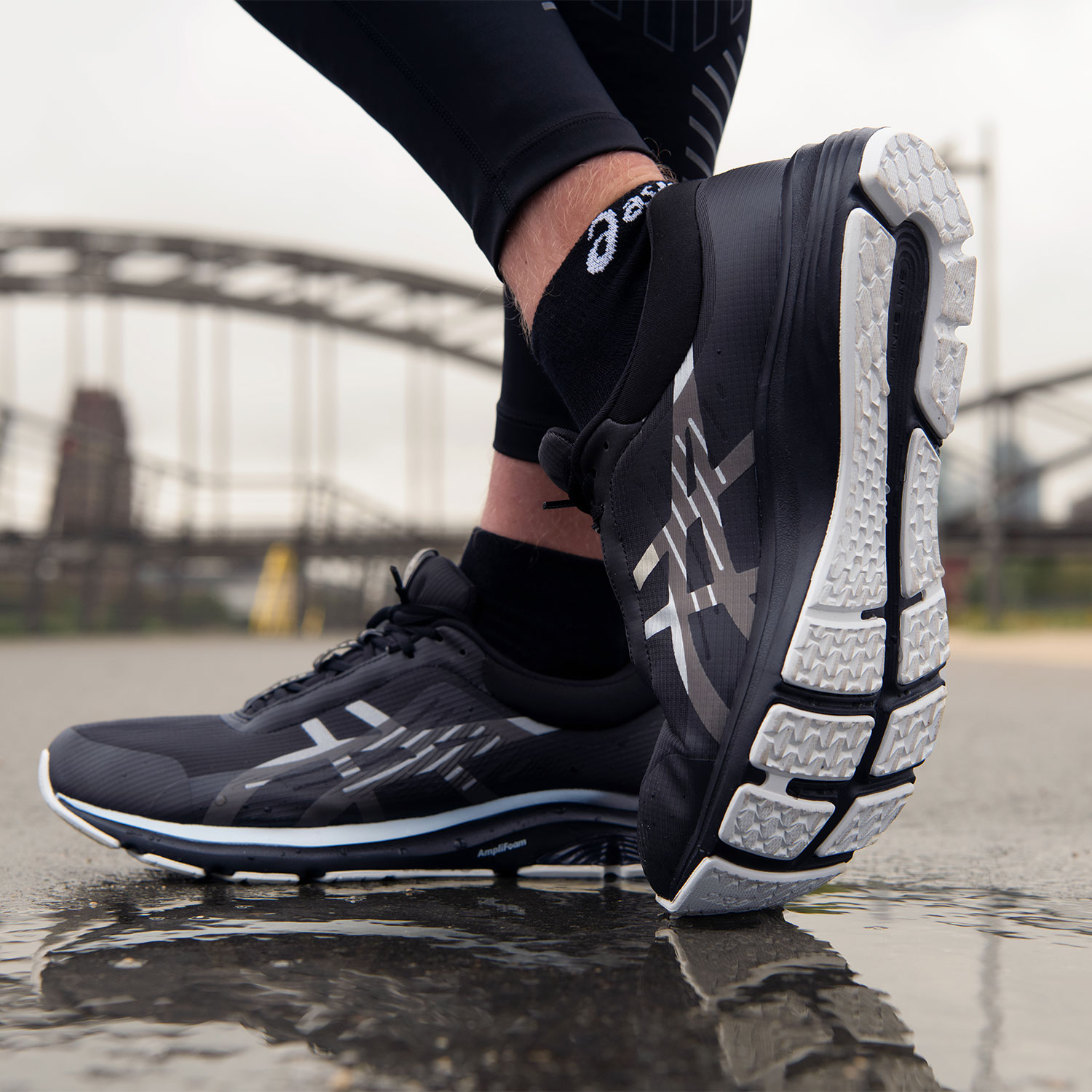 Asics Gel Pulse 12 AWL - Graphite Grey/Pure Silver