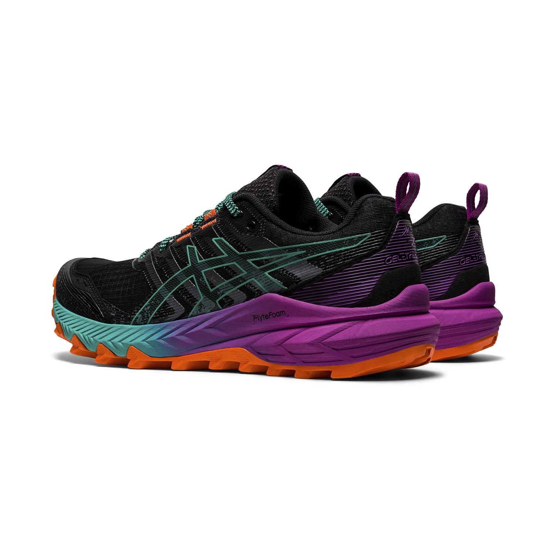 Asics Gel Trabuco 9 Scarpe da Trail Running Donna - Black