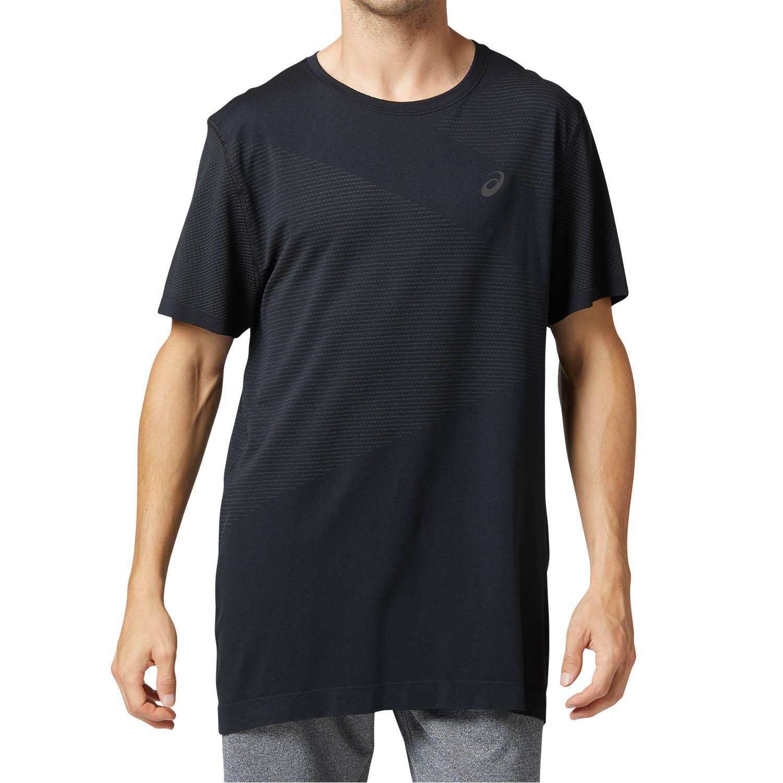 Asics Tokyo Seamless Camiseta - Performance Black