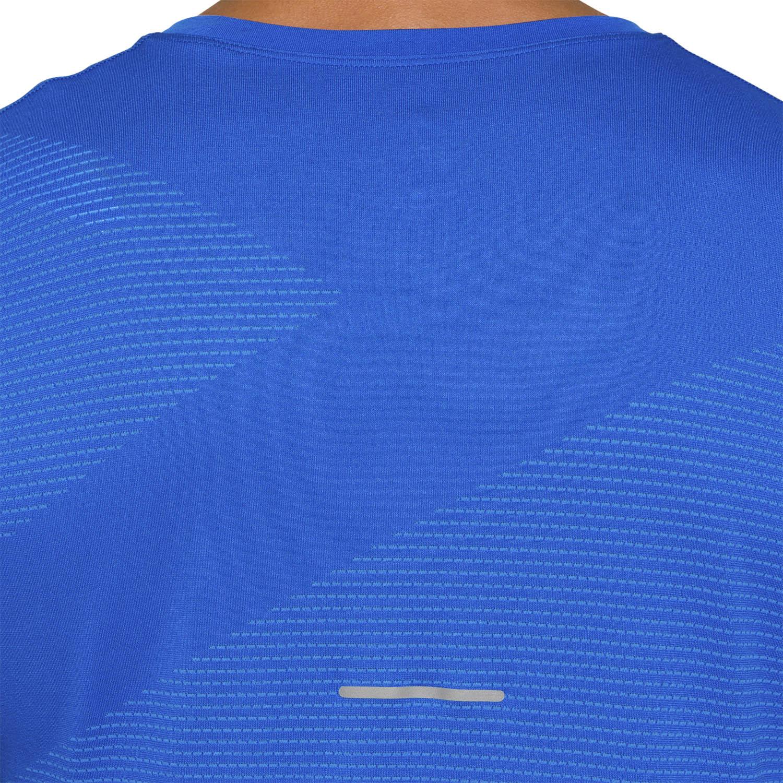 Asics Tokyo Seamless Camiseta - Tuna Blue