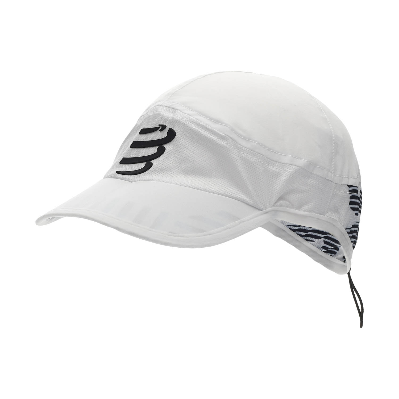 Compressport Pro Racing Gorra - White