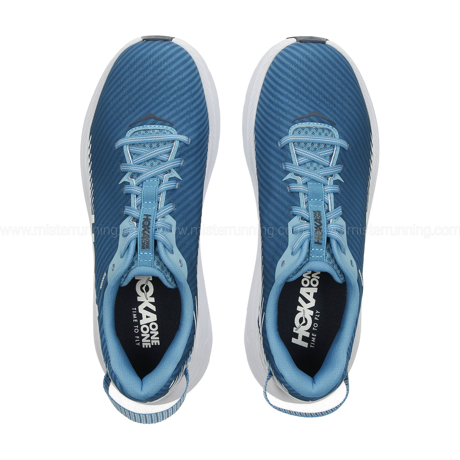 Hoka One One Rincon 2 - Blue Moon/White