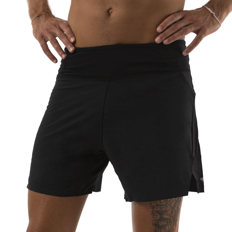 asciutto Zelo Assurdo  Joma Trail Race 6in Pantaloncini Running Uomo - Black