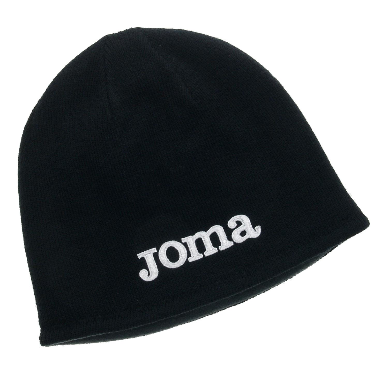 Joma Reversible Logo Beanie - Black