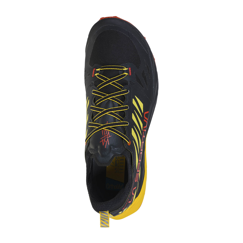 La Sportiva Kaptiva GTX - Black/Yellow