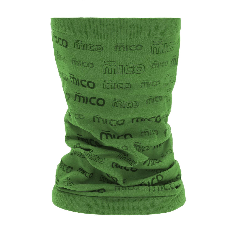 Mico Warm Control Skintech Neckwarmer - Verde Prato