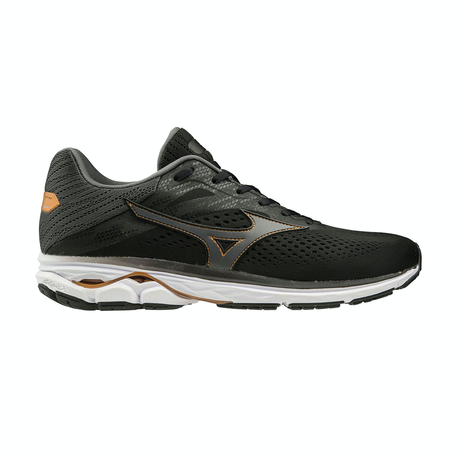 Mizuno Wave Rider 23 BlackDark Shadow
