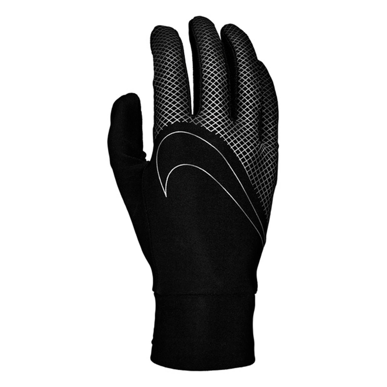 Nike 360 Lightweight Tech Gloves - Black/Silver