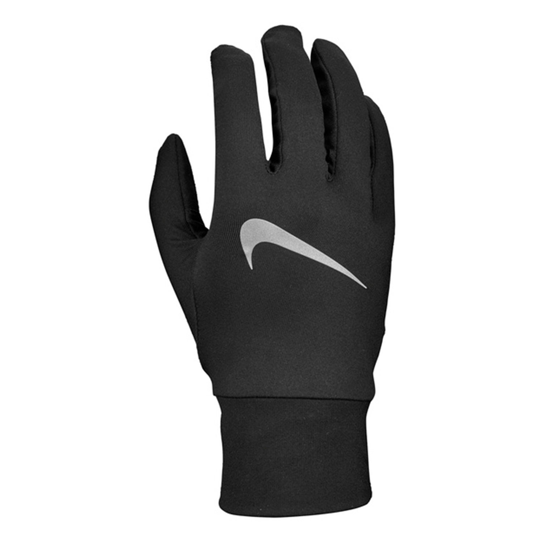 Nike Accelerate Guantes - Black/Silver