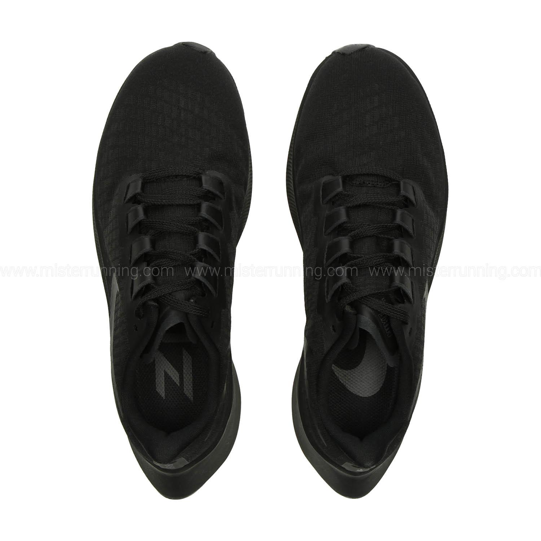 Nike Air Zoom Pegasus 37 - Black/Dark Smoke Grey