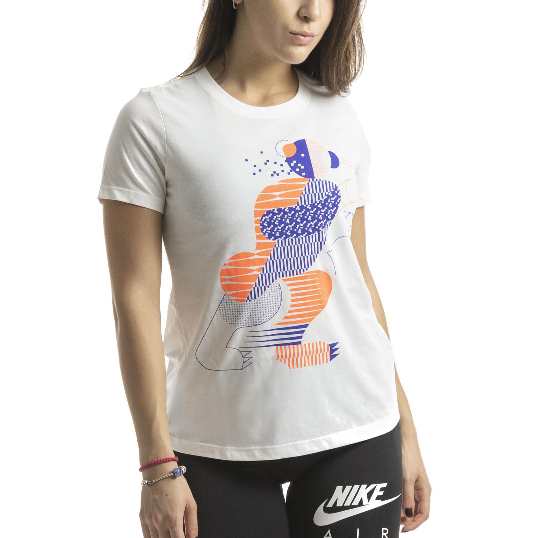 Nike Berlin City Maglietta - White