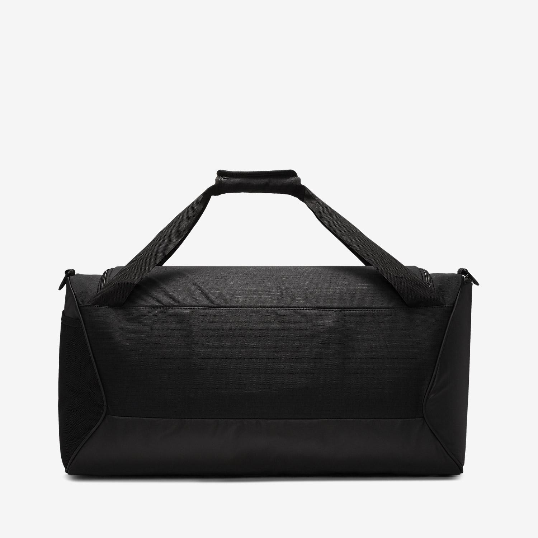 Nike Brasilia Medium Duffle - Black/White