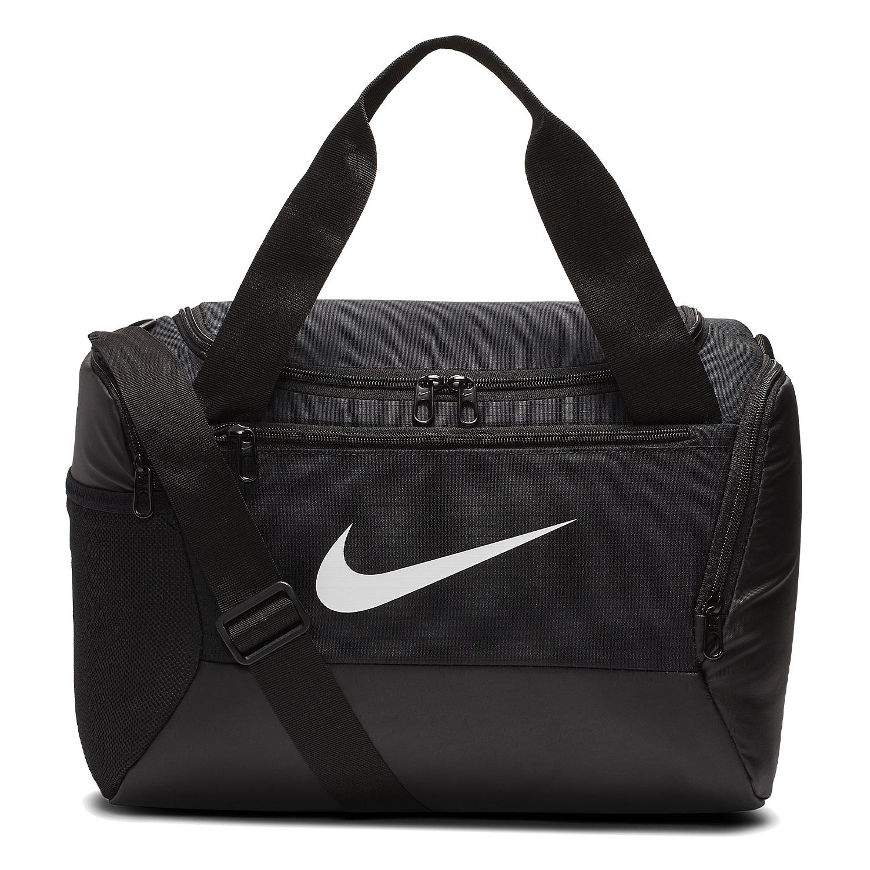 Nike Brasilia X-Small Duffle - Black/White