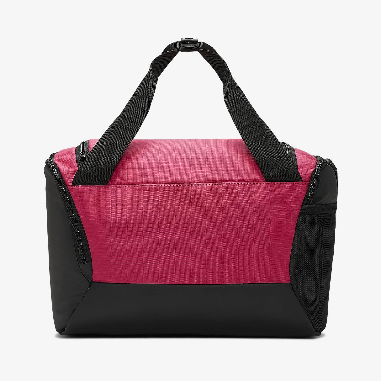 Nike Brasilia X-Small Duffle - Rush Pink/Black/White