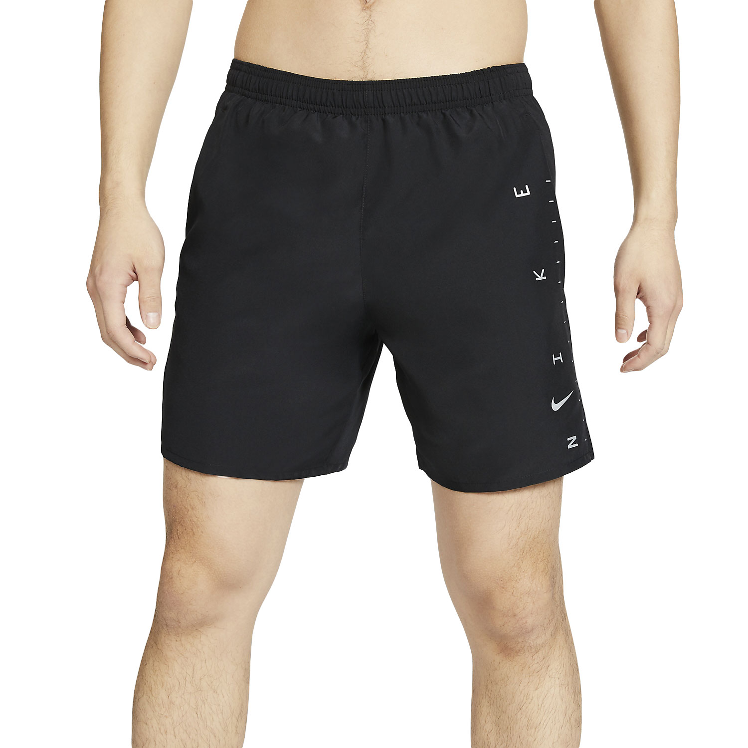 gasping Disegnare Indifferenza  Nike Challenger Brief Men's Running Shorts - Black