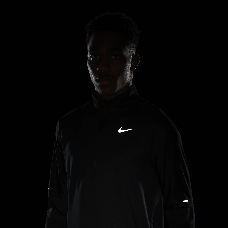 Nike Classic Element Shirt - Black/Reflective Silver