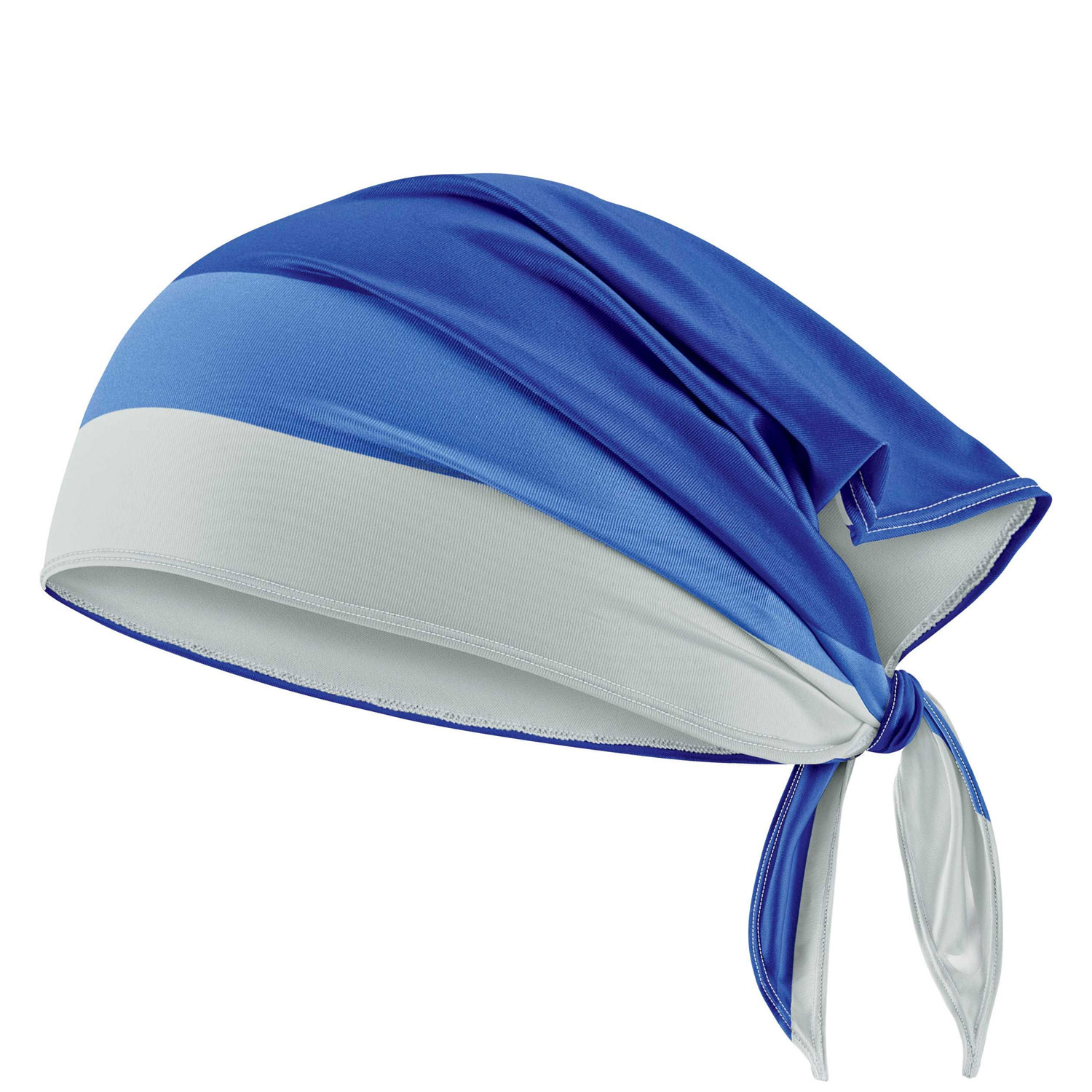Nike Cooling Bandana - Game Royal/Pacific Blue/Silver