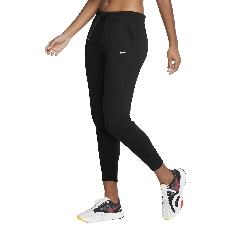 Nike Dri-FIT Get Fit Classic Pantaloni - Black/White