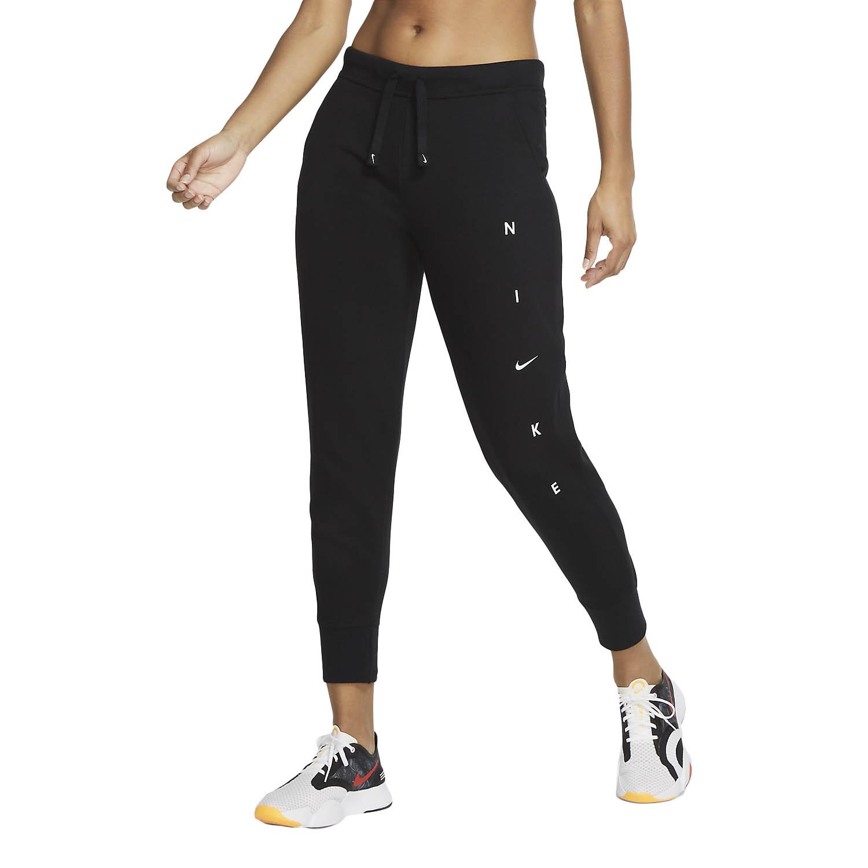 Cereal escándalo Religioso  Nike Dri-FIT Get Fit Pantaloni Allenamento Donna - Black/White