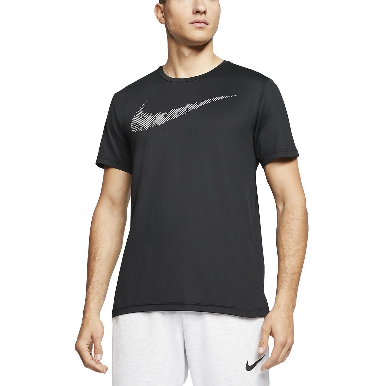 Nike Dry T-Shirt - Black/White