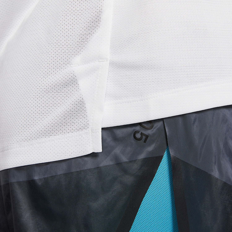 Nike Dry Miler Tank - White/Vast Grey/Reflective Silver