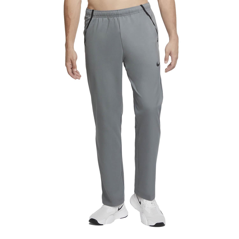 Nike Dry Team Woven Pantalones - Smoke Grey/Black