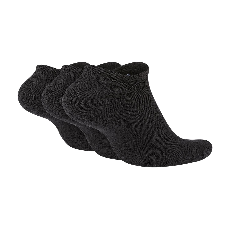 Nike Everyday Cush x 3 Socks - Black/White