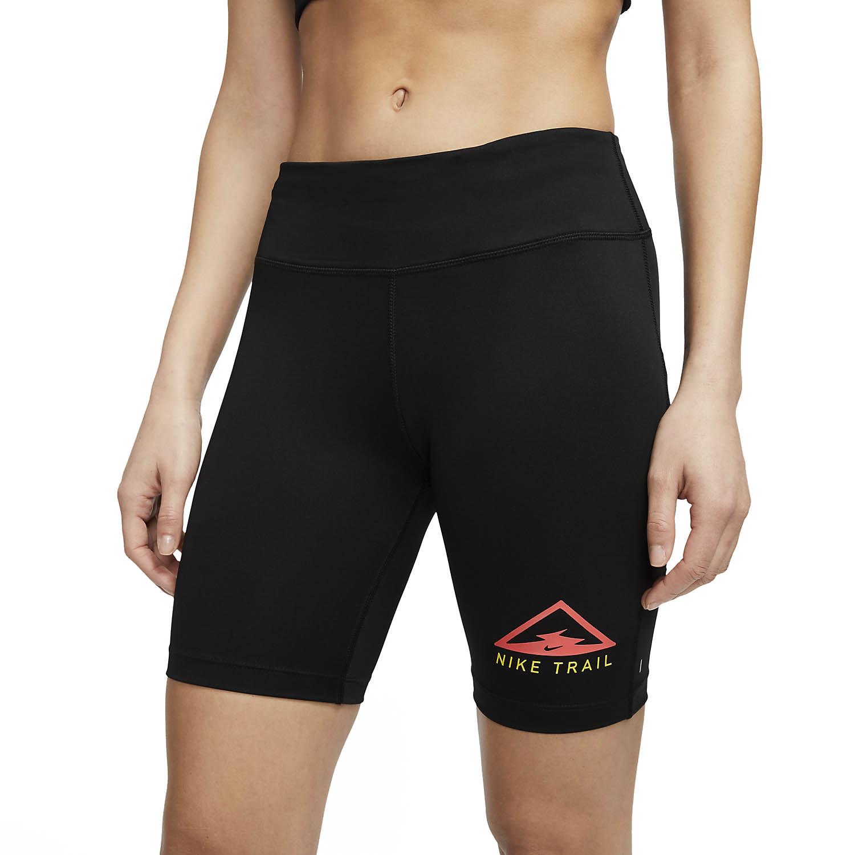 Nike Fast Trail 7in Pantaloncini - Black/Reflective Silver