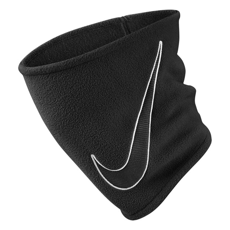 Nike Fleece 2.0 Calentador de Cuello - Black/White