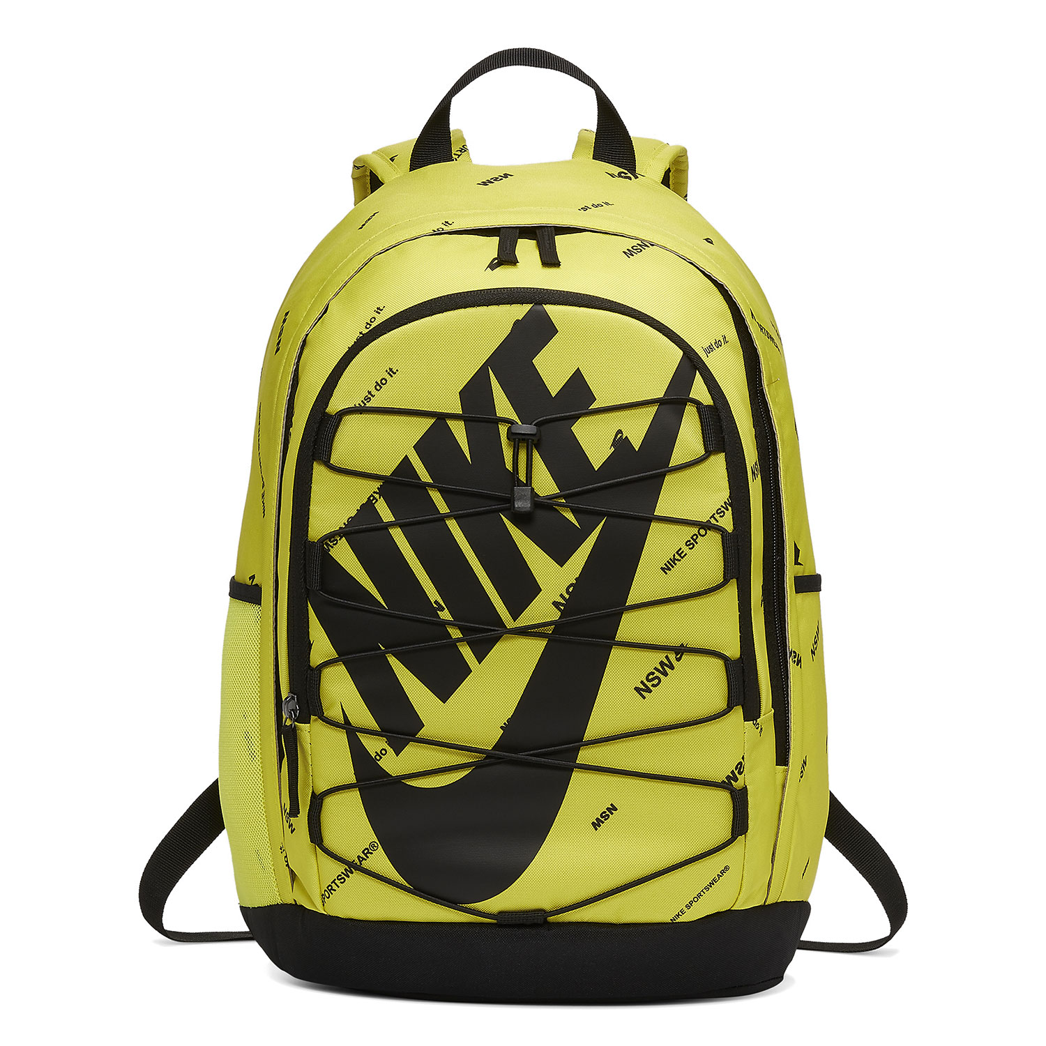Nike Hayward 2.0 Sportswear Zaino - Dynamic Yellow/Black