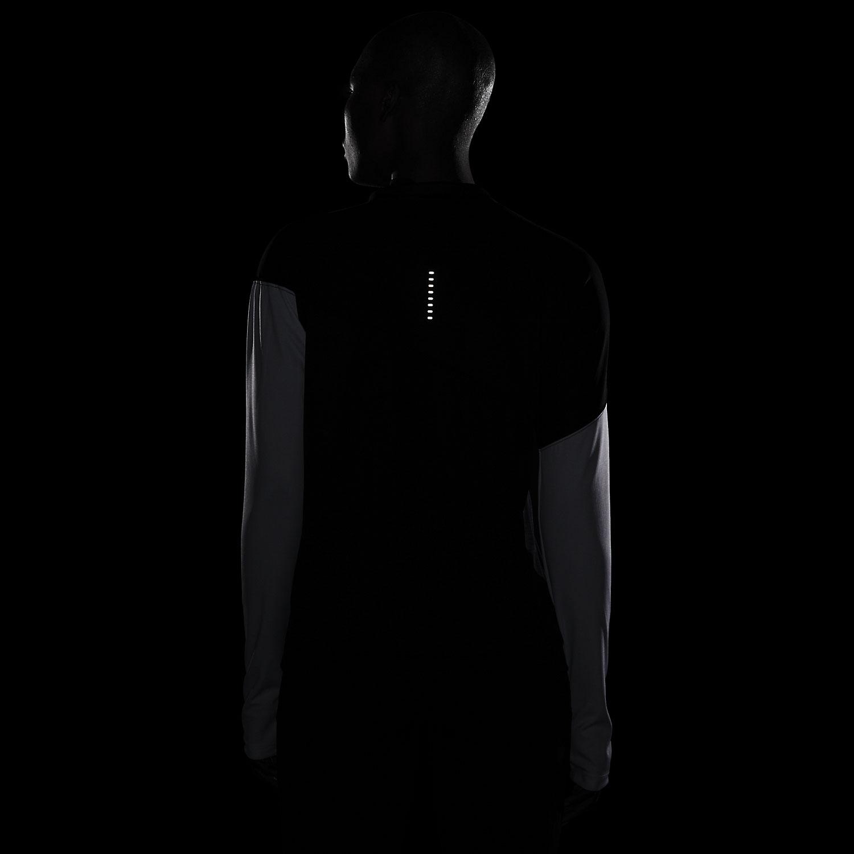 Nike Icon Clash Shirt - Black/White/Reflective Silver