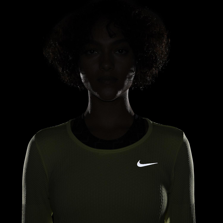 Nike Infinite Shirt - Lime Light/Reflective Silver