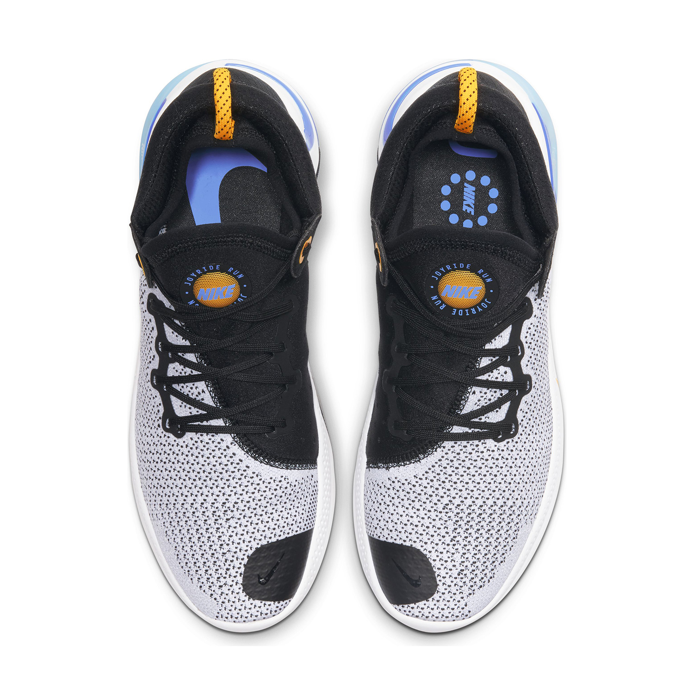 Nike Joyride Run Flyknit - Black/Laser Orange/White/University Blue